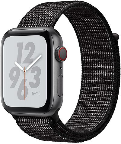 APPLE Nike+ Series 4 GPS + Cellular Aluminiu...