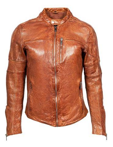 FREAKY NATION Куртка кожаная »Buffalo«