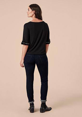 Curvy Extra узкий Leg: джинсы стрейч