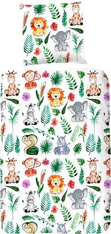 Детское постельное белье »Zoo&la...