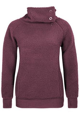 Stitch & Soul Флисовий пуловер