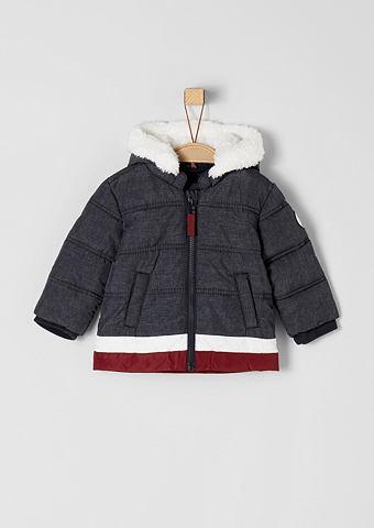 Спортивная куртка зимняя с Plüsch...