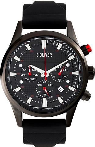 S.OLIVER RED LABEL Часы »SO-3623-PM«