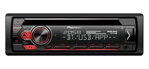 PIONEER_HIFI PIONEER 1-DIN CD-тюнер с Беспроводная ...