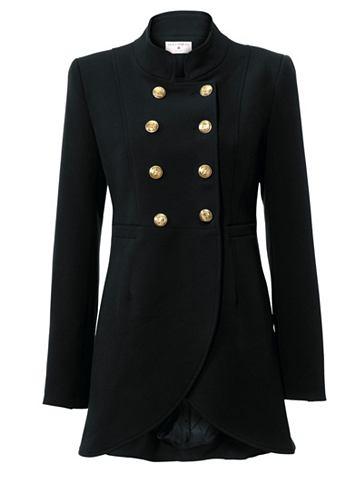 Пиджак длинный в Gehrock-Stil
