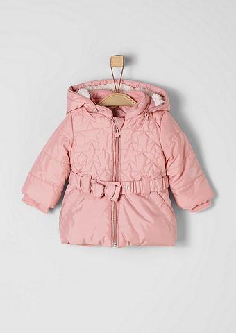 Пальто зимнее с Schleifengürtel д...