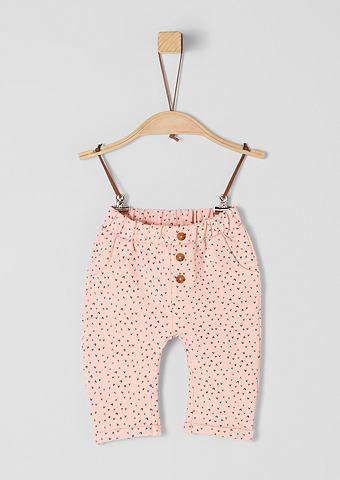 С узором брюки для Babys