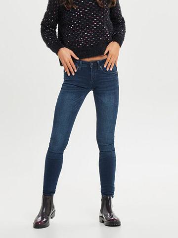 Dylan low облегающий форма джинсы