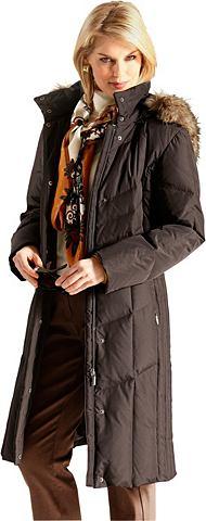Пальто пуховое с воротник стойка и Ste...