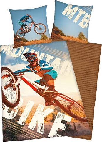 YOUNG COLLECTION Постель »Mountainbike«