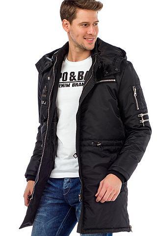CIPO & BAXX Cipo & Baxx Herren пальто короткое...