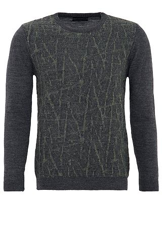 Пуловер с круглым вырезом »Armi&...