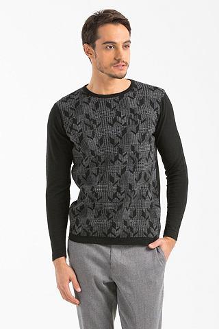LUFIAN Пуловер с круглым вырезом »Quido...