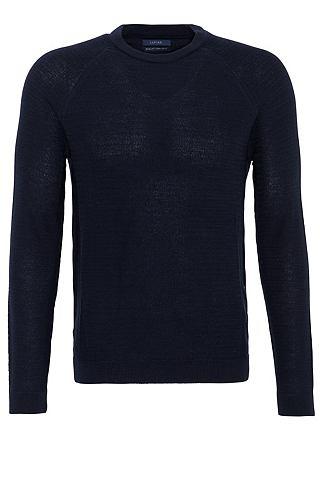 LUFIAN Пуловер с круглым вырезом »Barto...