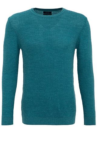 LUFIAN Пуловер с круглым вырезом »Cosmo...