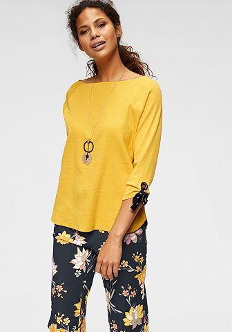 BETTY BARCLAY Блуза с круглым вырезом