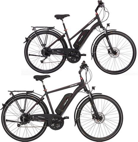 FISCHER FAHRRÄDER Fischer Fahrräder электрический в...