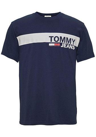 TOMMY джинсы кофта с принтом »TJ...