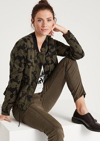 Lässiger куртка с Camouflagemuste...