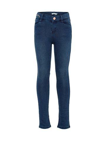 NAME IT Облегающий форма кофта джинсы джинсы