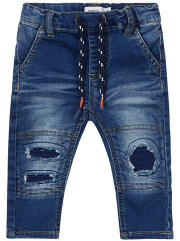 NAME IT Sweatdenim джинсы