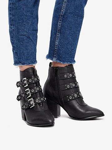 Gürteldetail укороченный ботинки
