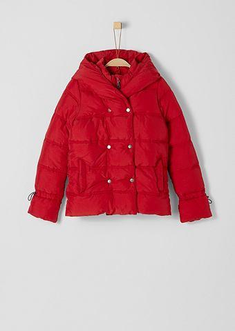 S.OLIVER RED LABEL JUNIOR Куртка стеганая с Fleecefutter для M&a...