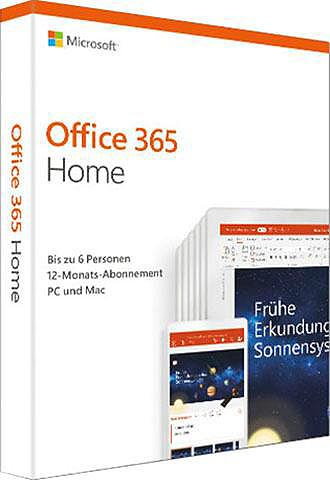 Office 365 Home (Officeprogramm Downlo...