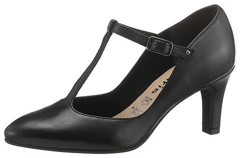 T-Strap туфли