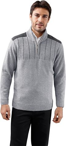 Пуловер в attraktiver имитация