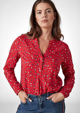 Блуза с Leo-Muster