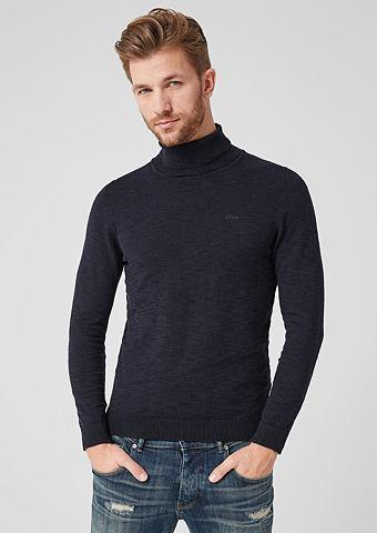 S.OLIVER RED LABEL Элегантный пуловер с высоким воротнико...
