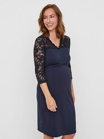 MAMALICIOUS Spitzen платье для беременных