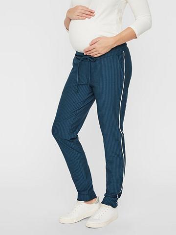 Полосатый брюки
