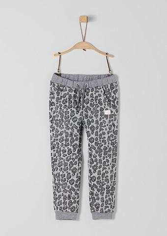 Для бега брюки с Glitzer-Print для M&a...