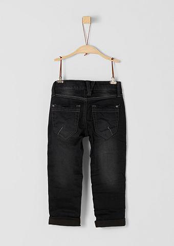 S.OLIVER RED LABEL JUNIOR Brad: Warme узкие джинсы для Jungen