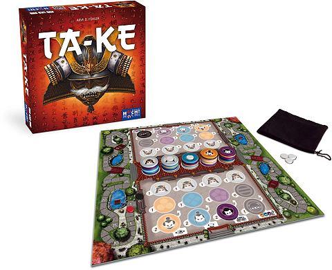 Strategiespiel »TA-KE«