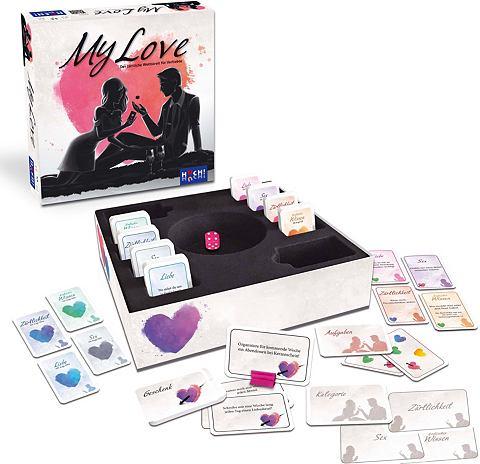 """Spiel """"My Love"""""""