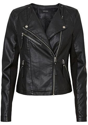 VERO MODA Куртка из искусственной кожи »VM...