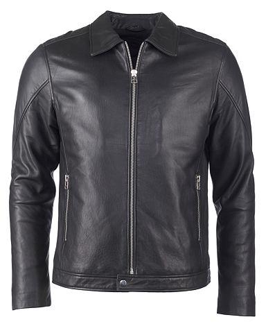 Куртка кожаная с воротник »TTM 8...