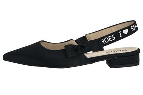 Туфли из атлас с Zierschleife