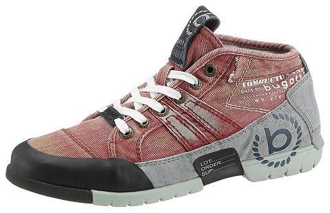 Ботинки со шнуровкой »Tombuctu&l...