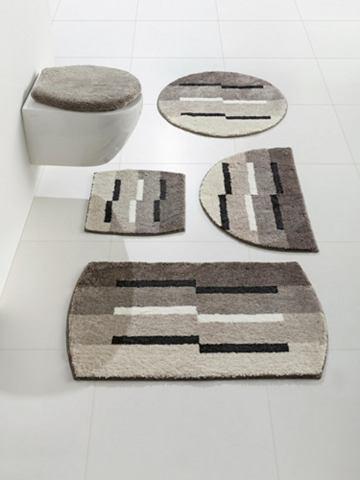 Коврик для ванной с modernen Streifen