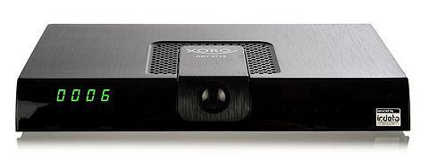 XORO DVB-C Kabel-HD-Receiver PVR-ready &raq...