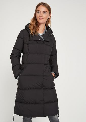 Langer Куртка стеганая с капюшон