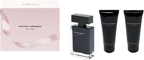 """NARCISO RODRIGUEZ Duft-Set """"For Her"""""""