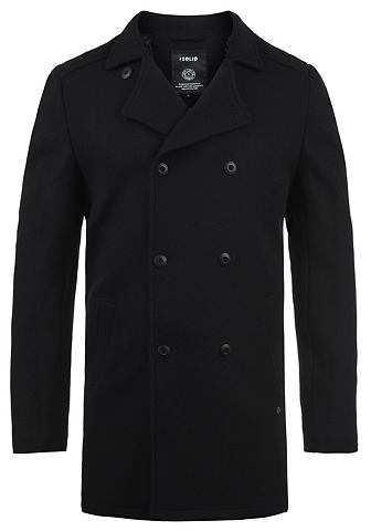 SOLID Пальто шерстяное »Harvey«