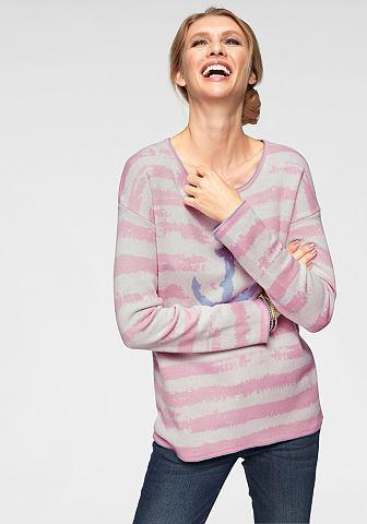 CHEER Трикотажный пуловер