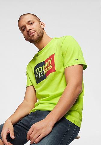 TOMMY JEANS TOMMY джинсы футболка »TJM ESSEN...