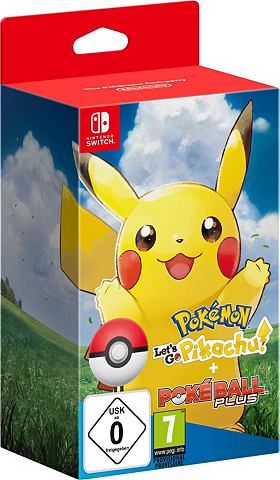 Pokémon: Let?s Go Pikachu! + Po...